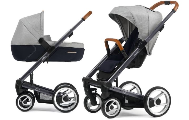 Wózek dla dziecka Mutsy Igo