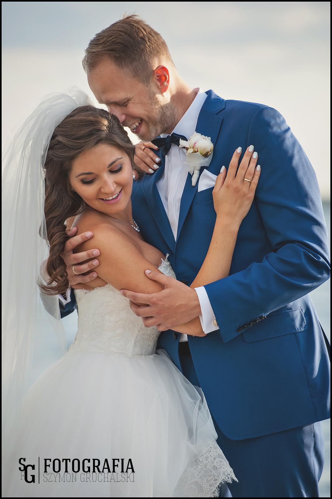 ślub sesja