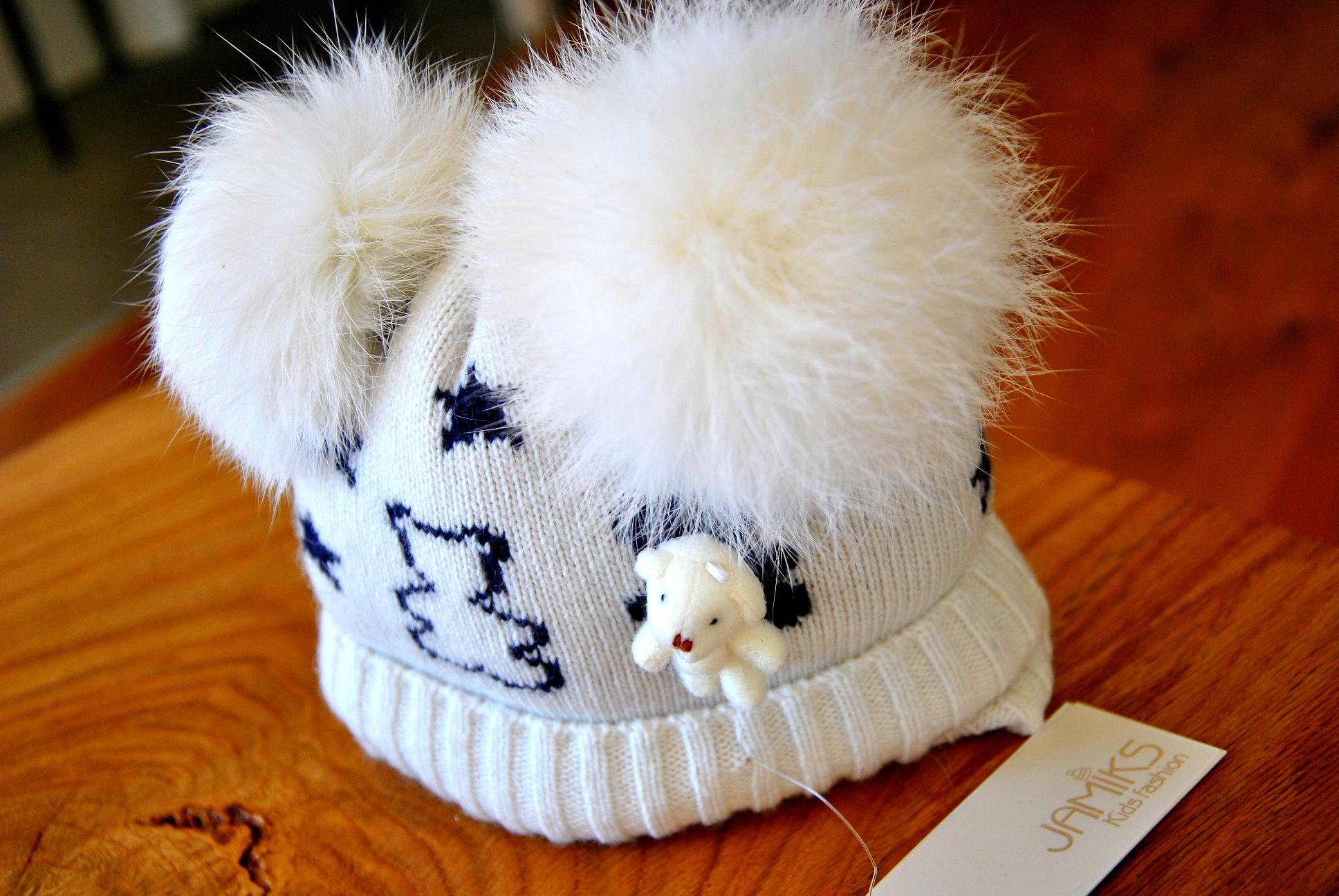 jamiks-czapka-misiu
