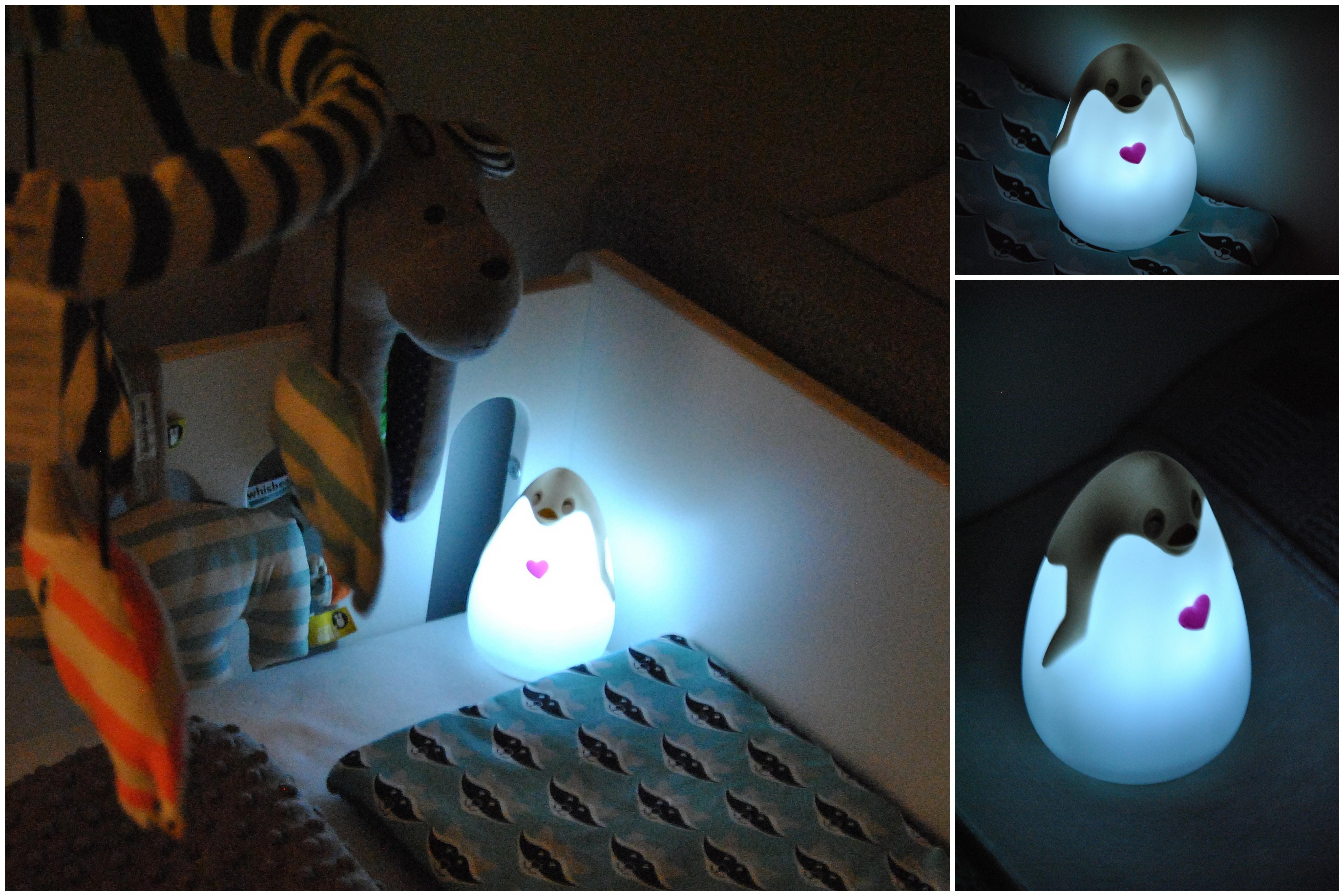 lampka dla niemowlaka