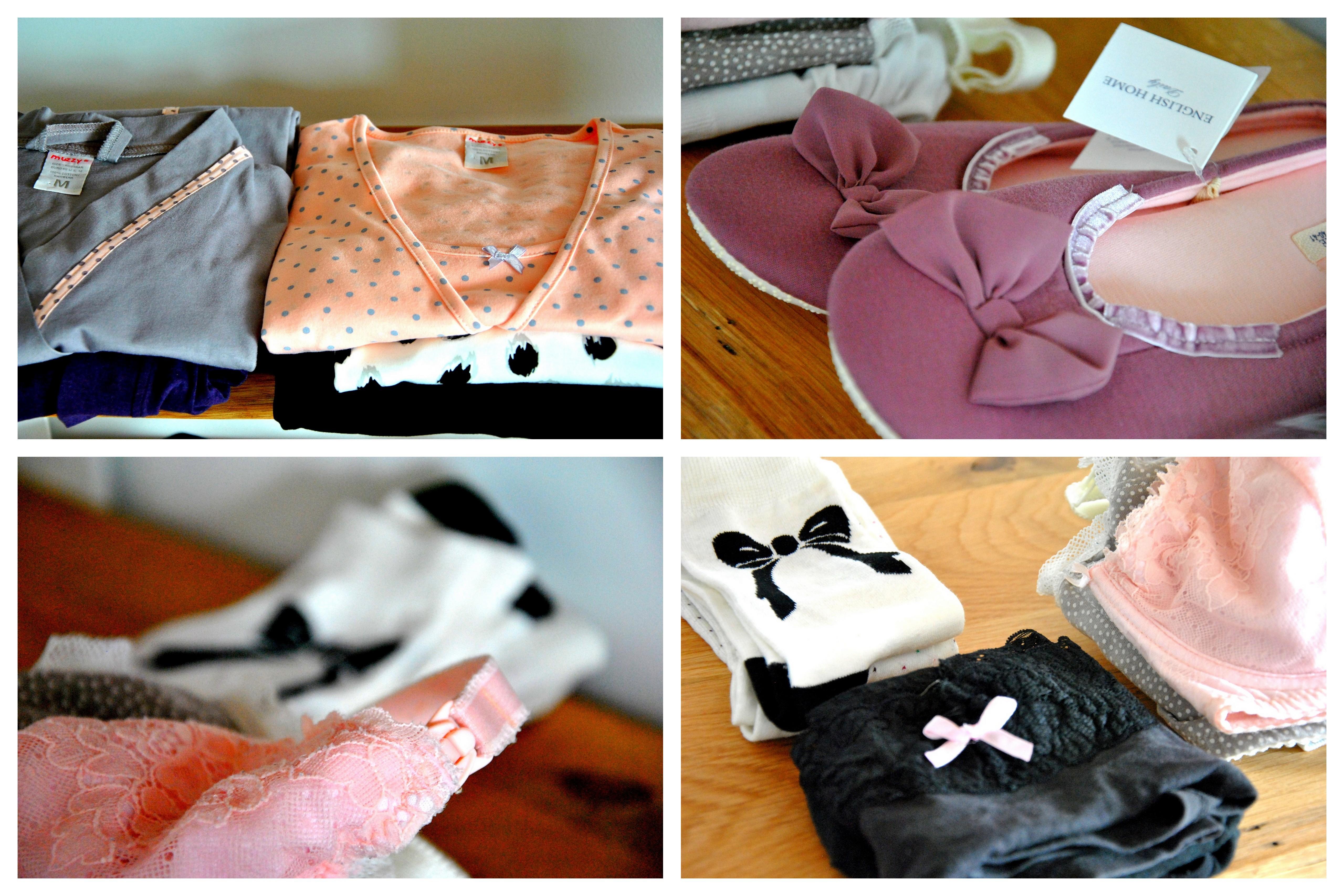 Pakowanie walizki- czyli wyprawka na porodówkę