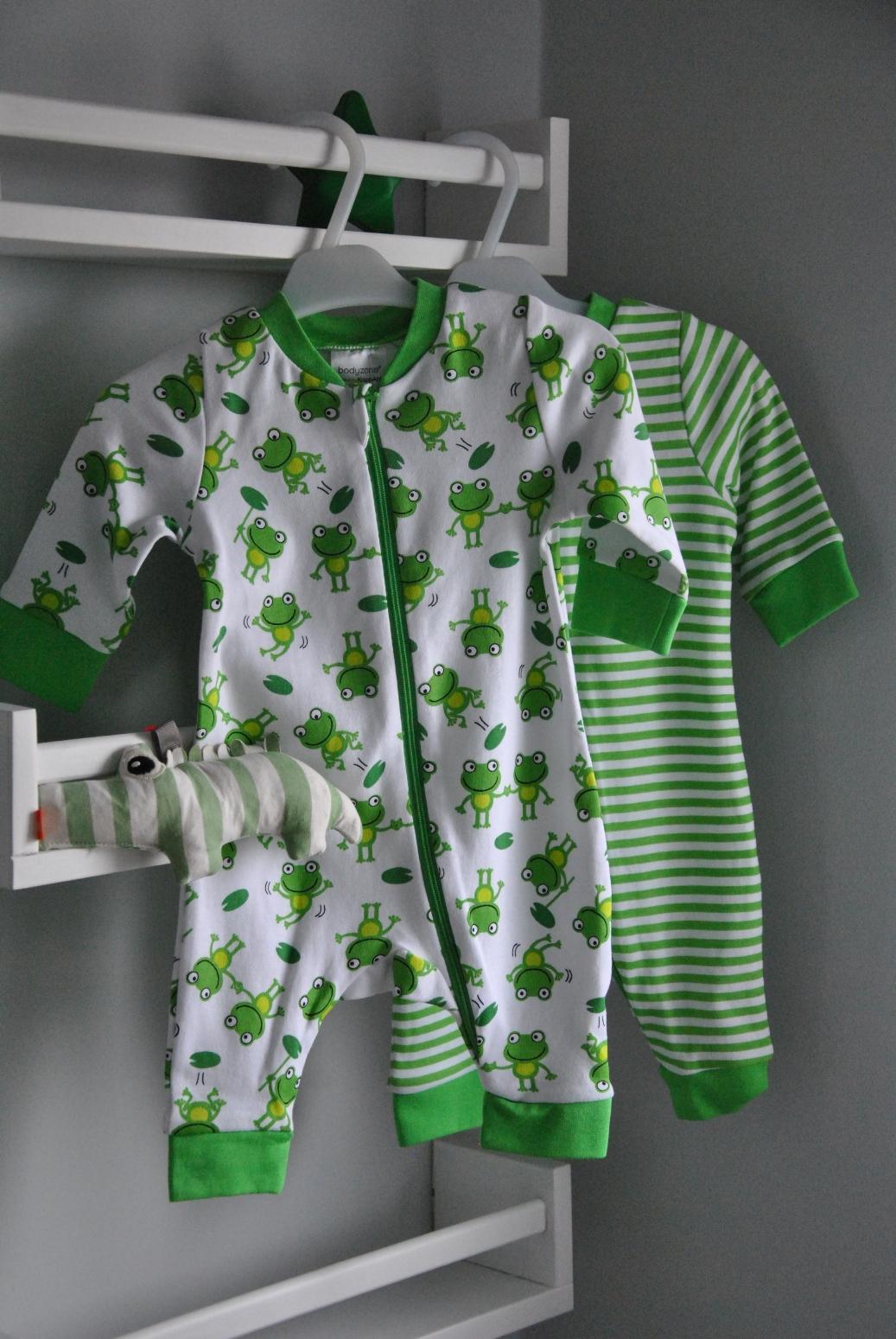 moda niemowlęca