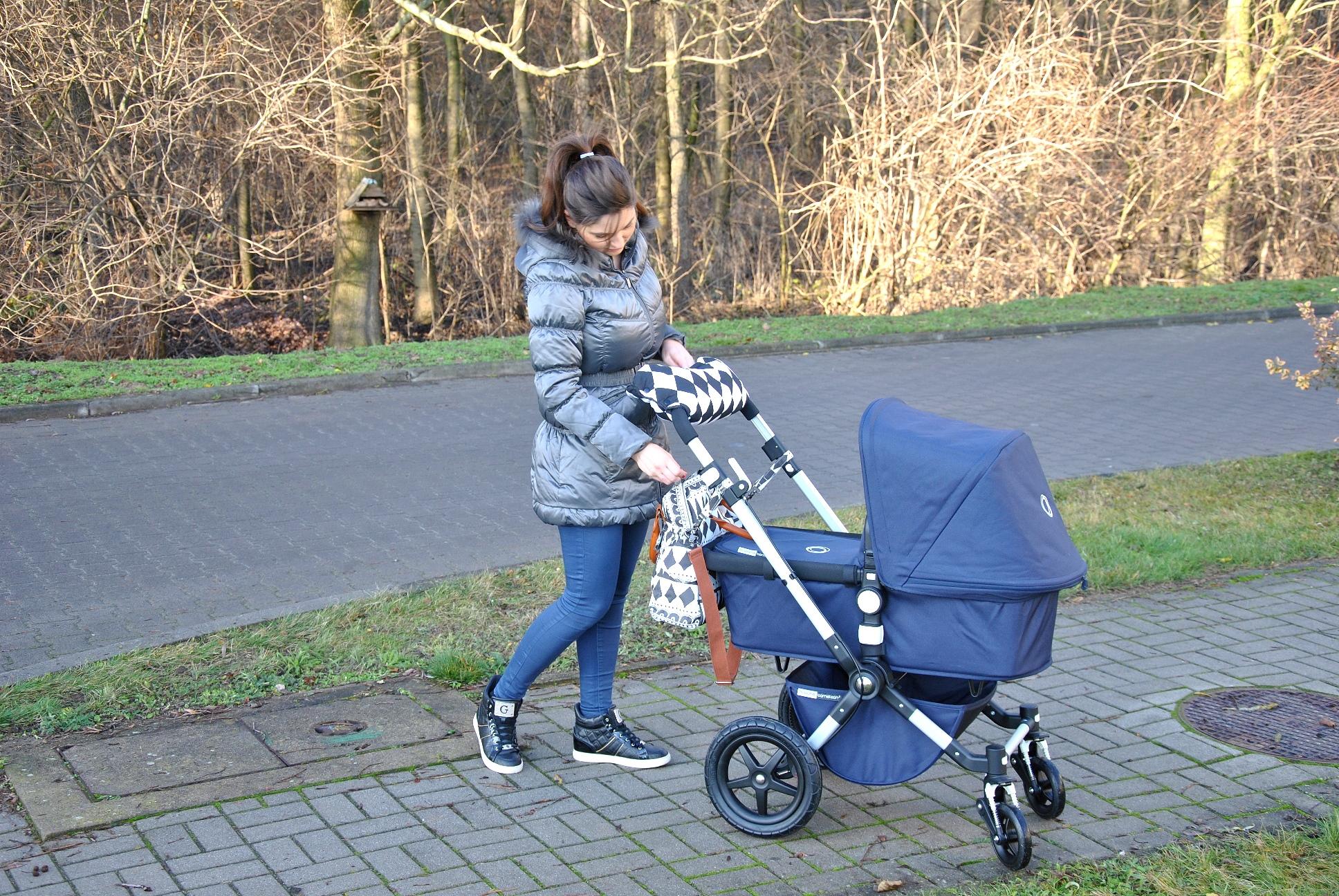 Pierwszy wspólny spacer