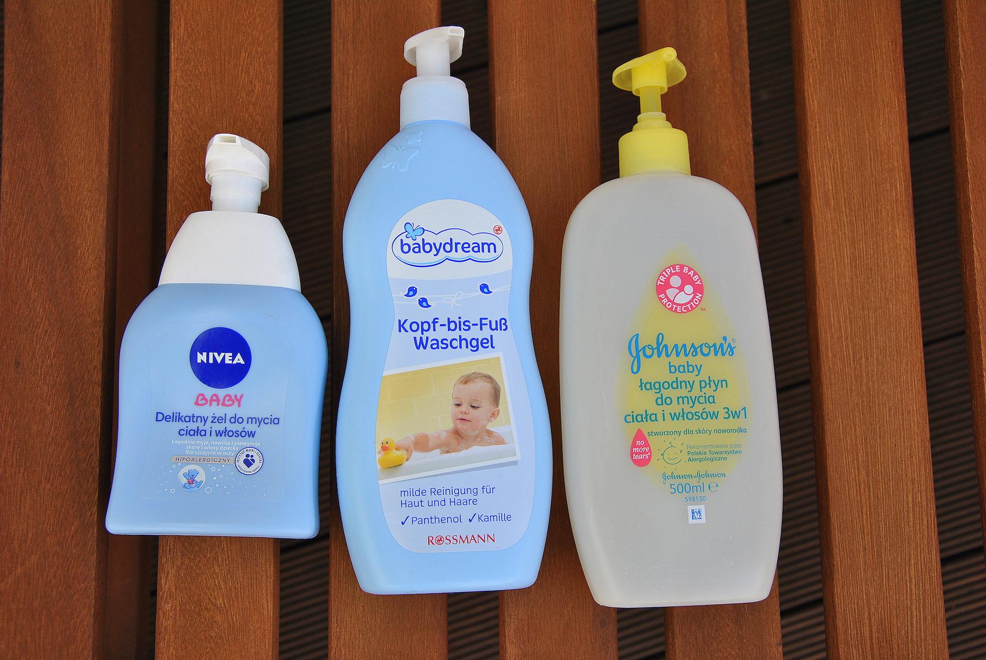 kosmetyki dla niemowląt opinia
