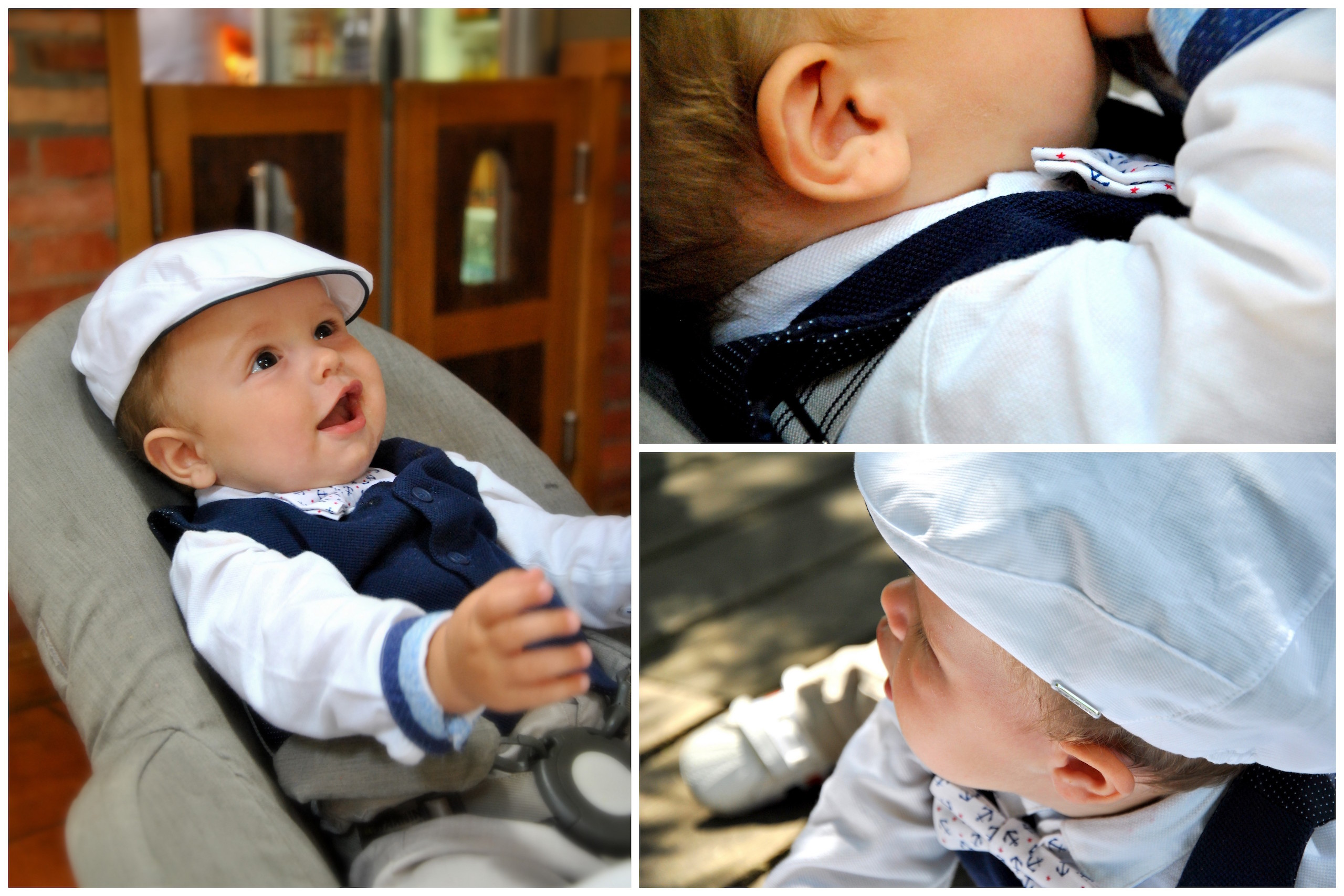 jak ubrać dziecko na chrzciny