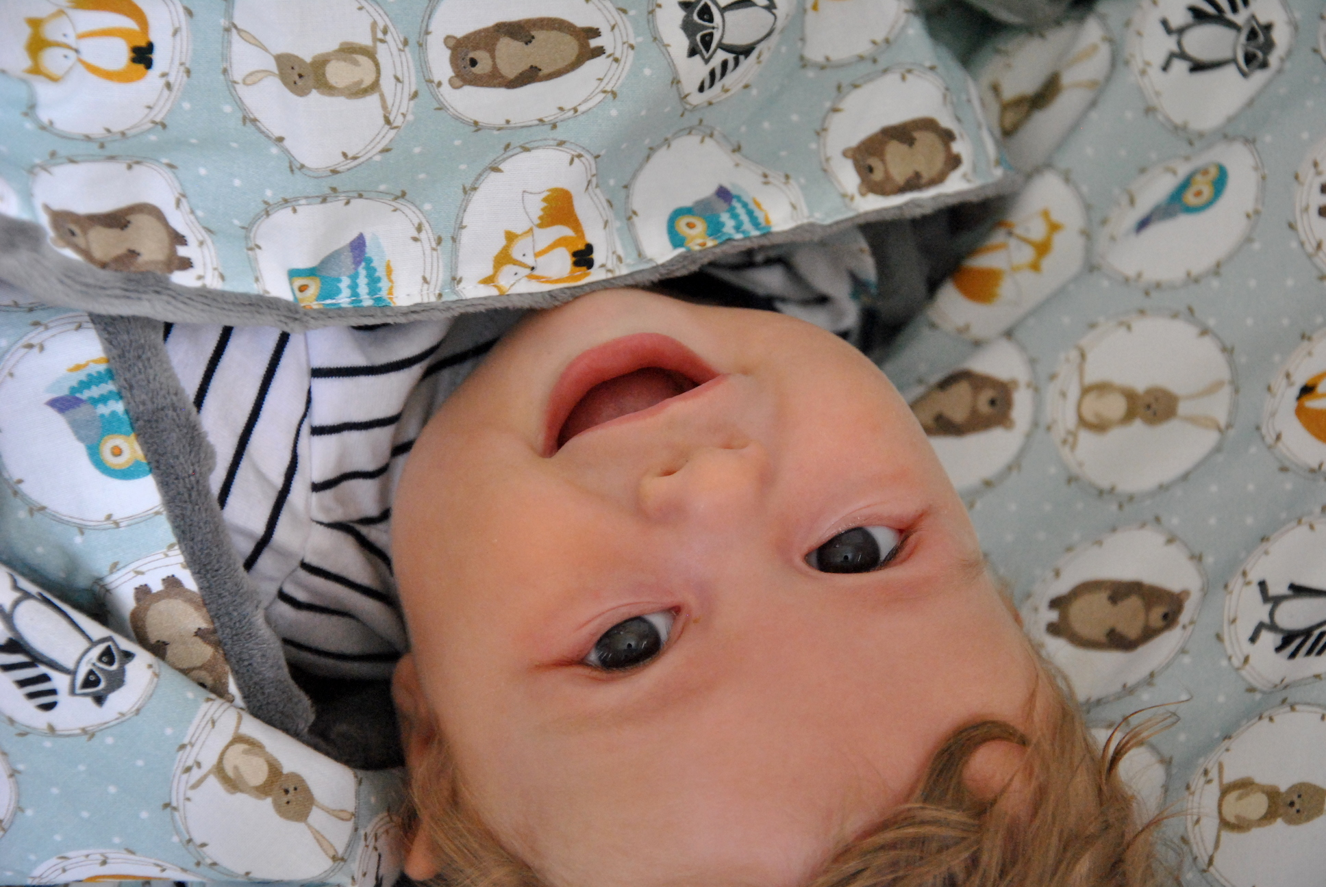 kołderka dla dziecka