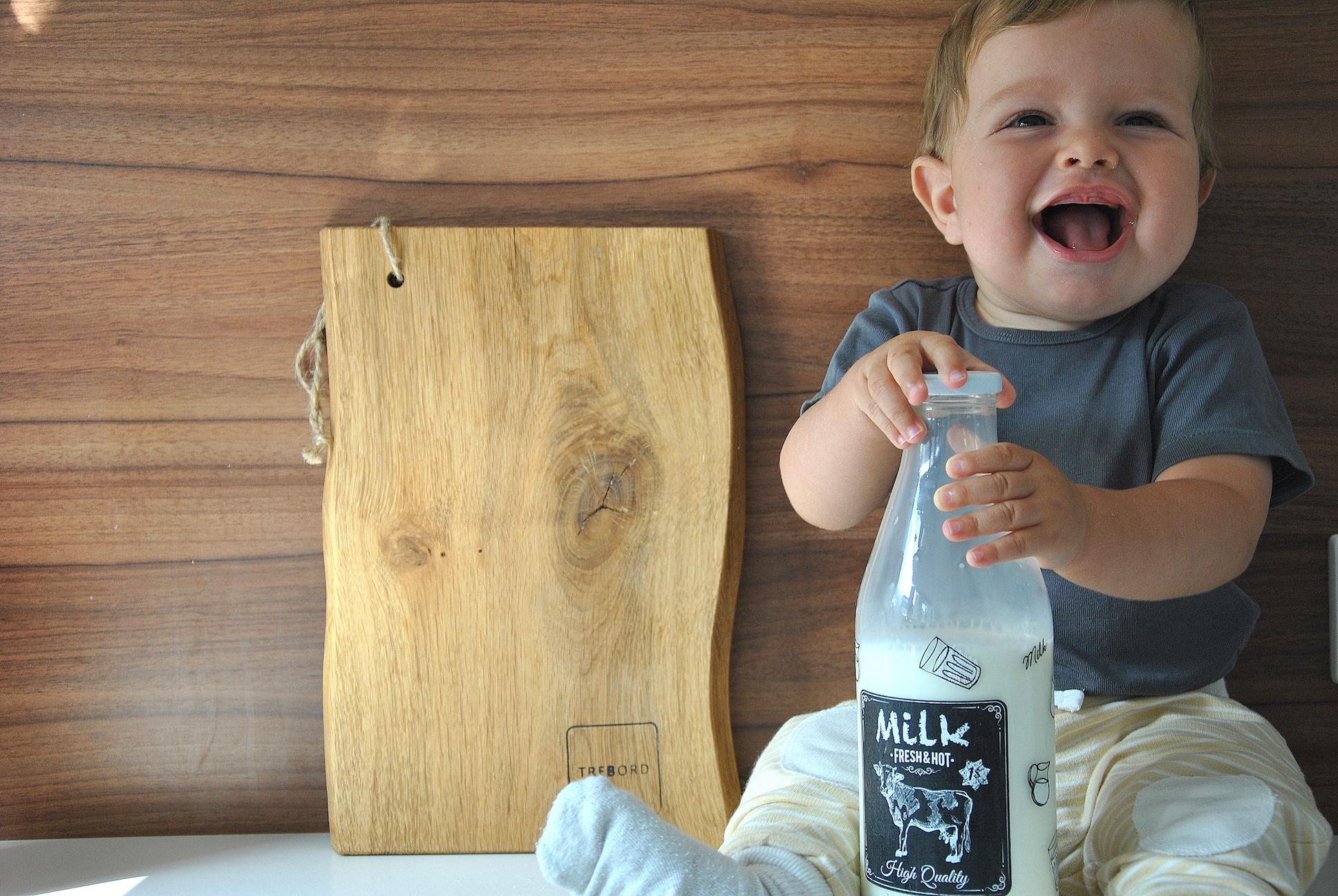 Cud natury- pierwsze matczyne mleko