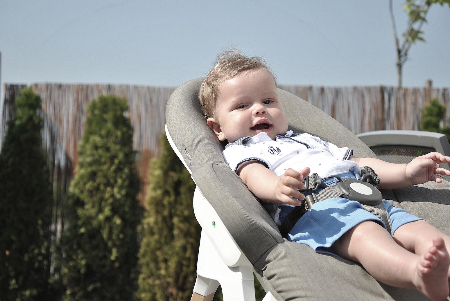 Zaparcia podczas rozszerzania diety u niemowląt