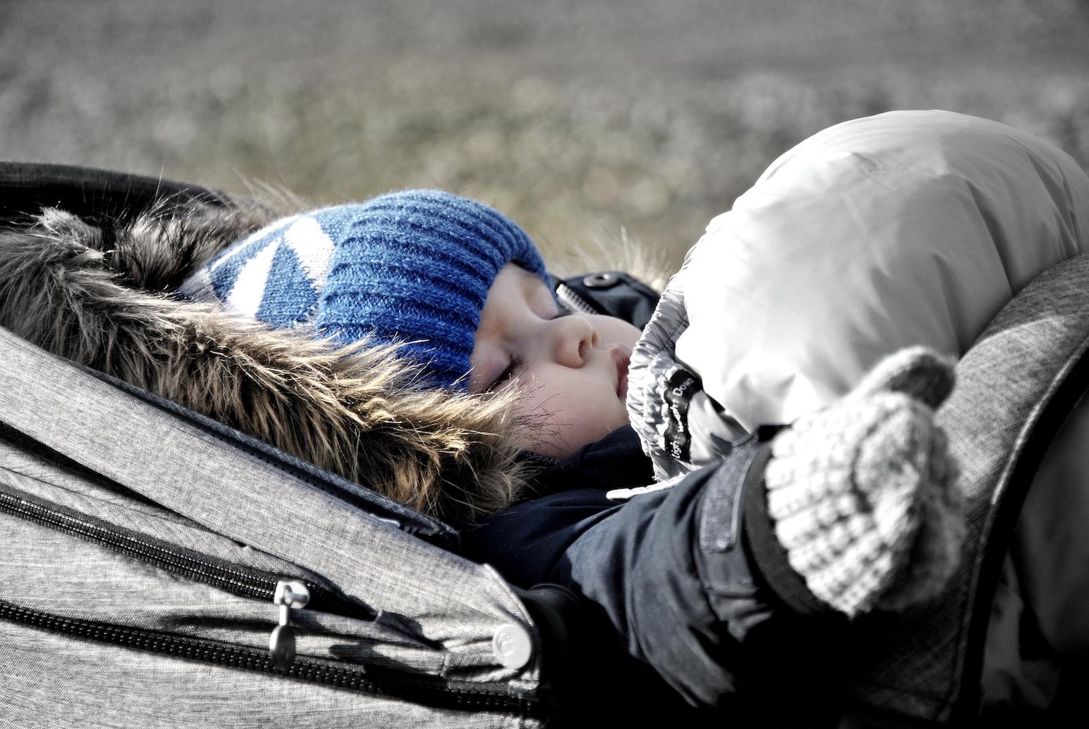 śpiworek do spacerówki