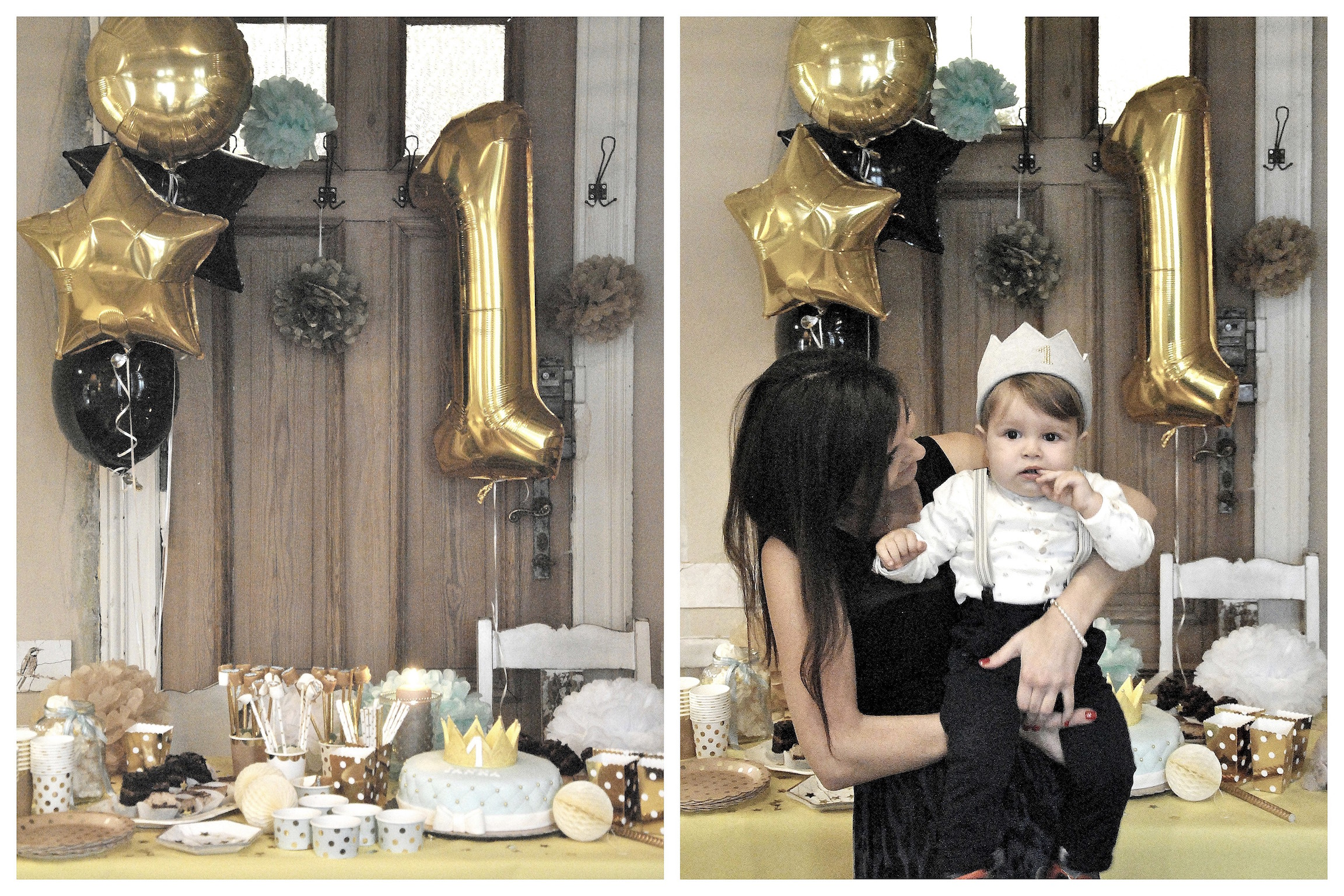 Królewskie I Magiczne Pierwsze Urodzinki Home And Baby