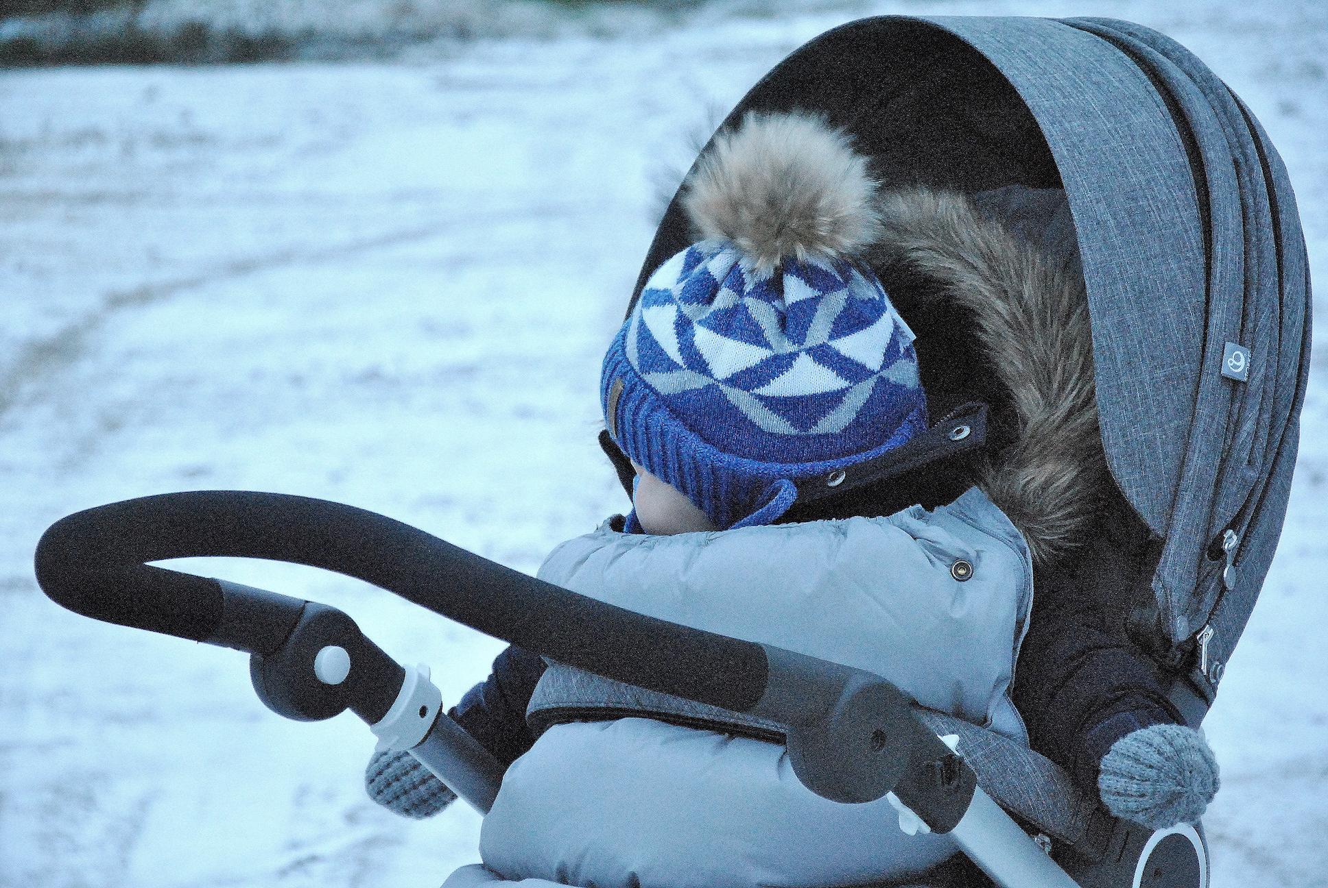 śpiworek zimowy elodie details