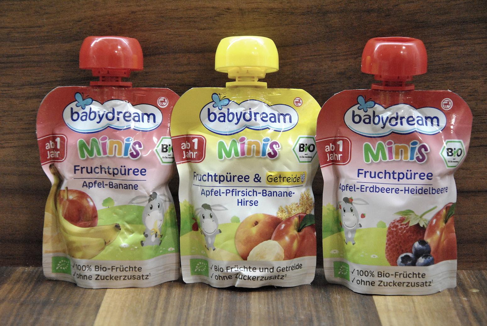 tubki owocowe dla dzieci
