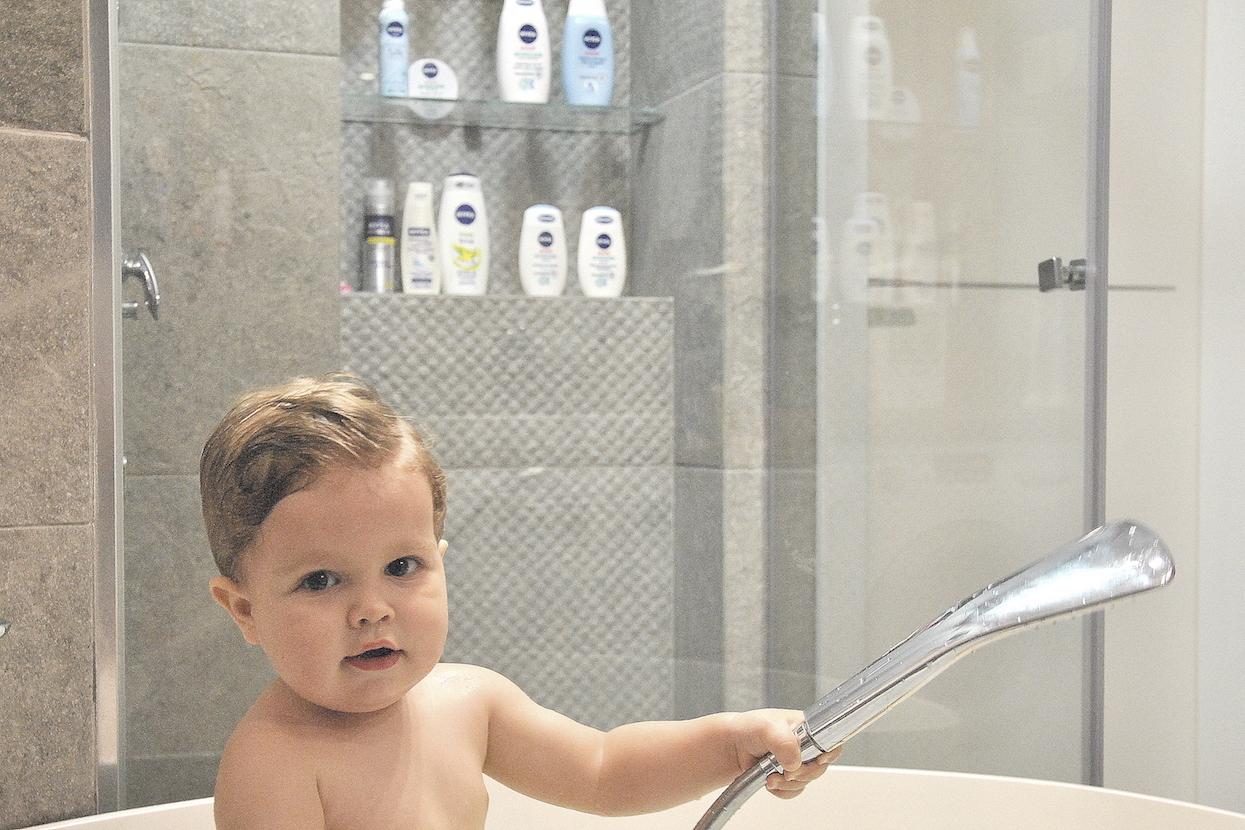 Budowanie relacji z dzieckiem, recenzja kosmetyków NIVEA Baby Emolienty