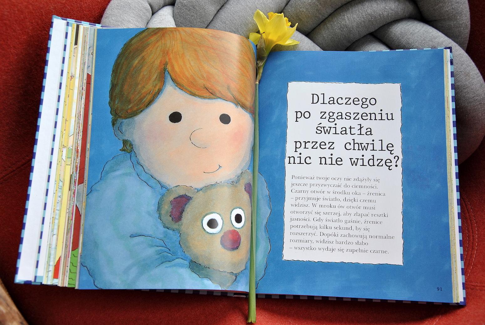 książka przedszkolaka