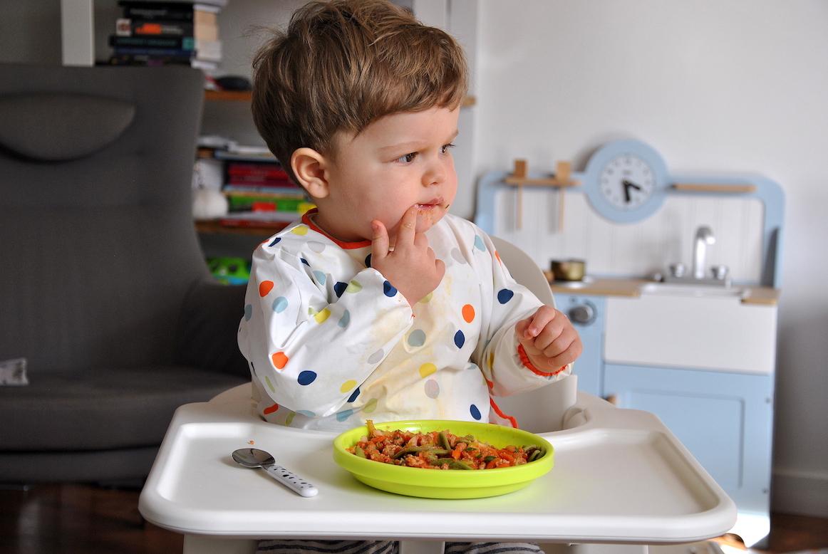 przepis na obiadek dla rocznego dziecka