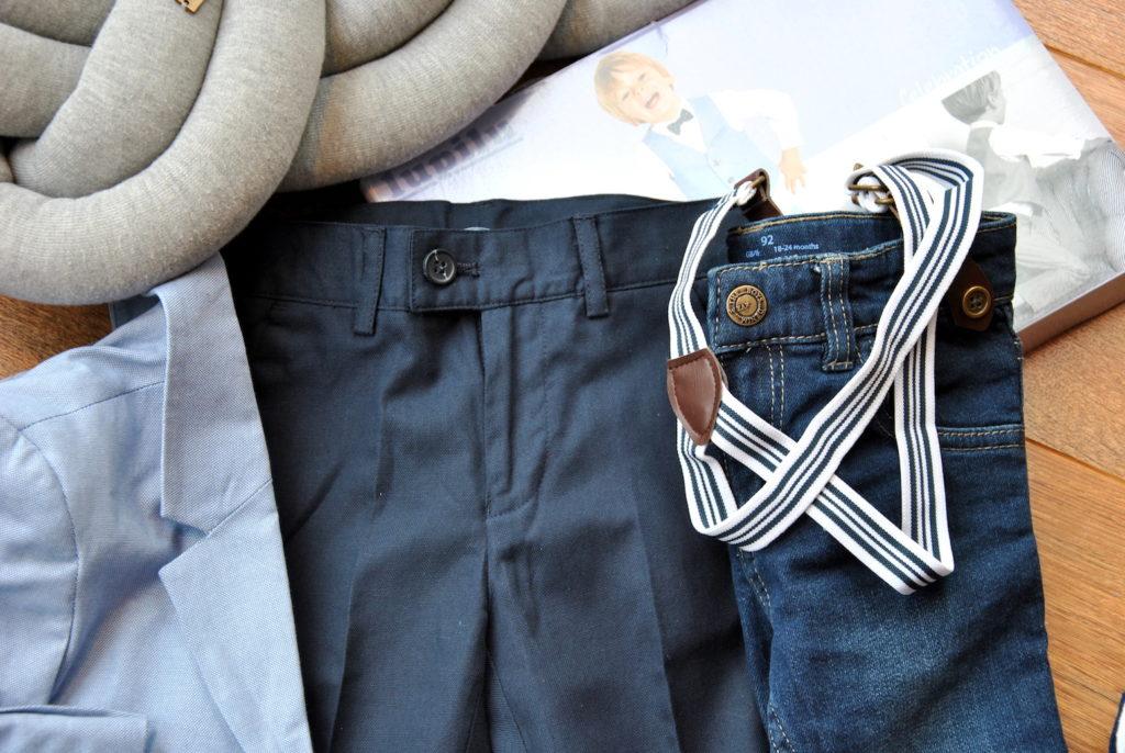 spodnie z szelkami z lidla