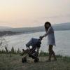 Pierwsza podróż samolotem i recenzja wózka Elodie Details