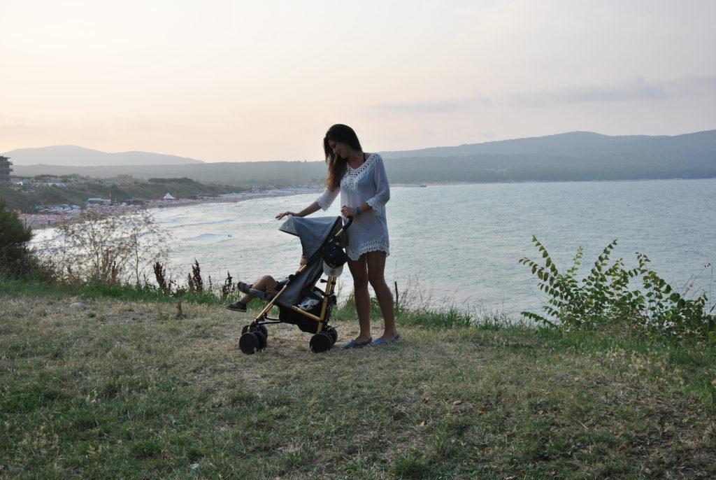 wakacje samolotem z dzieckiem