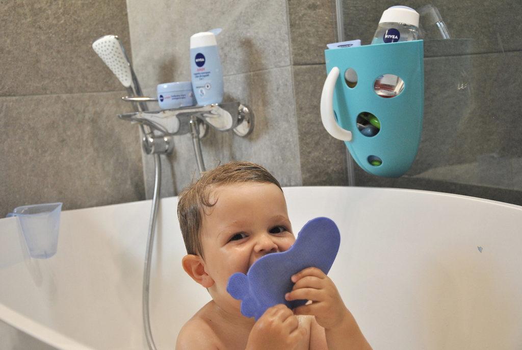 kiedy kąpać dziecko
