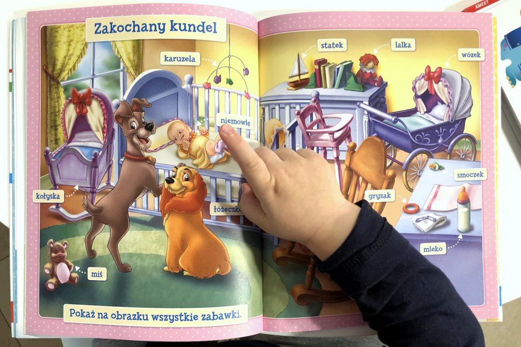 książeczki Disneya wydawnictwo ameet