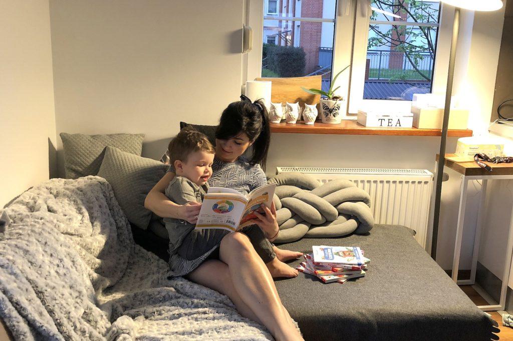 czytamy na dobranoc