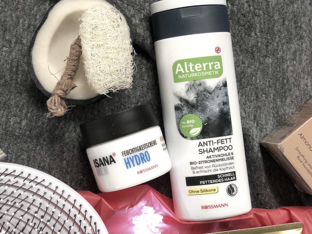 krem i szampon dla mężczyzn