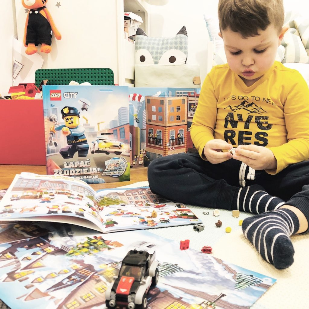 książeczki dla dziecka