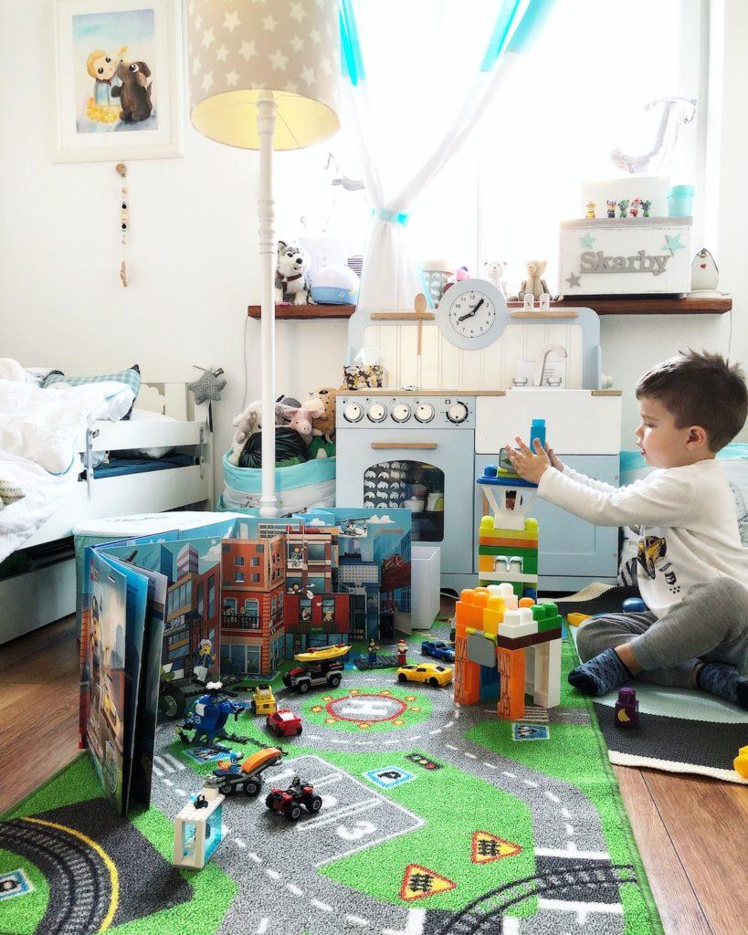 zabawa z dzieckiem w domu