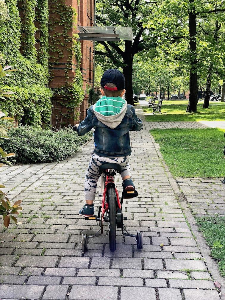 rower dla trzylatka