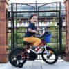 Pierwszy prawdziwy rower! Recenzja BMX JUNIOR od Sunbaby.