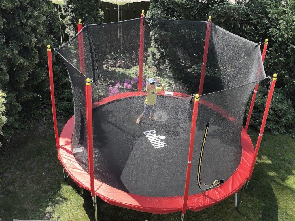 trampolina mammoth opinia