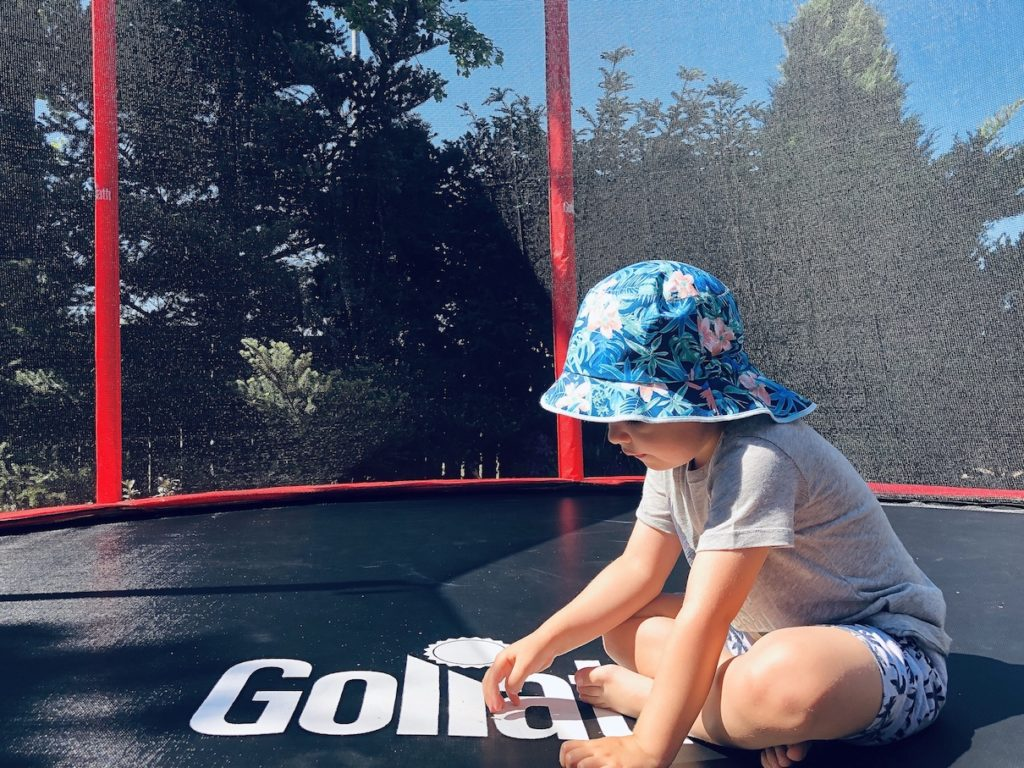 trampolina goliath