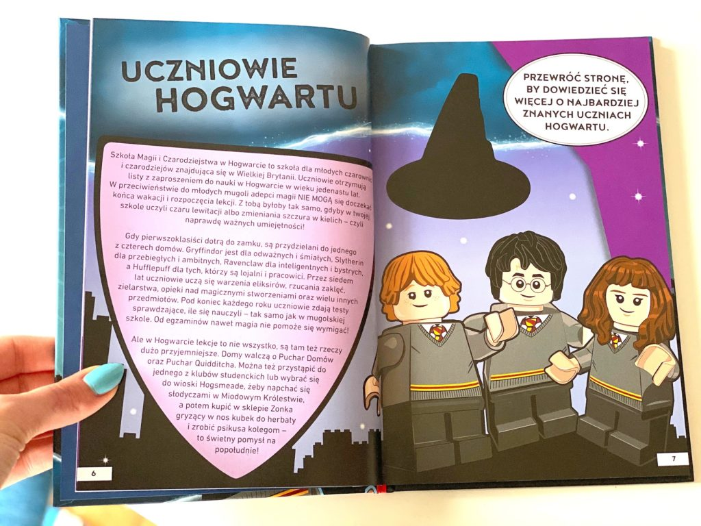 Harry potter ksiażka