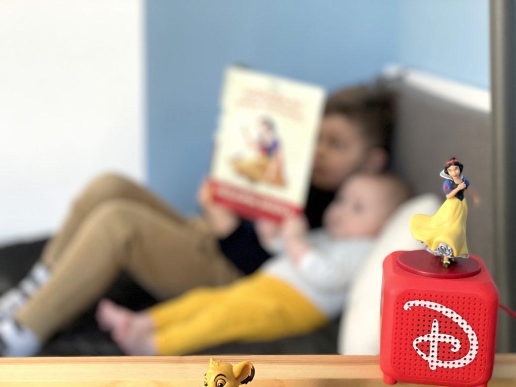 audiobajki, co czytamy dzieciom
