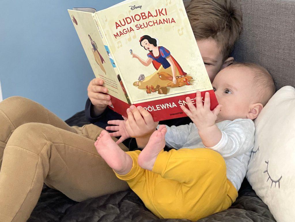 audiobajki opinia, co czytać dzieciom